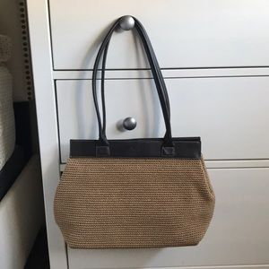 The Sak Elliott Lucca Crochet shoulder bag